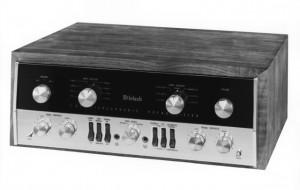 McIntosh C22 Vintage