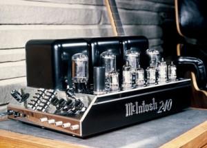 A classic McIntosh amp