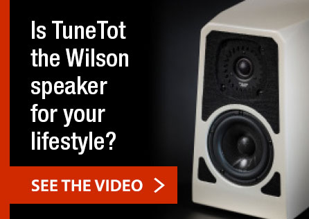 Is TuneTot the Wilson speaker for your lifestyle?